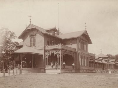 Yesterday's Milwaukee: Pabst Brewery's Grand Resort, 1890