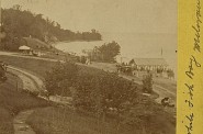 The Future Whitefish Bay, 1870s. Image courtesy of Jeff Beutner.