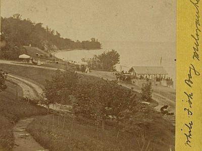 Yesterday's Milwaukee: The Future Whitefish Bay, 1870s