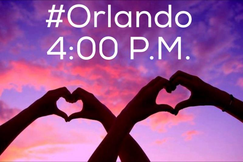 #Orlando 4:00 P.M.