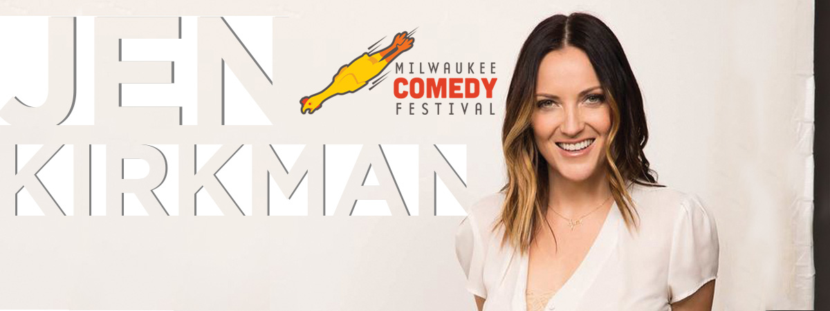 Jen Kirkman to Headline Milwaukee Comedy Festival