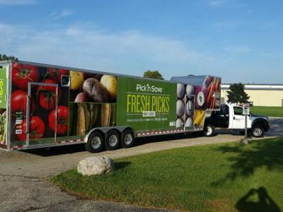 Hunger Task Force Awarded $100,000 Federal Grant to Support Fresh Picks Mobile Market