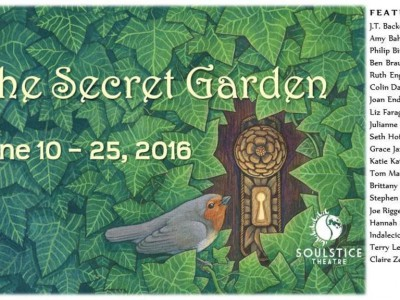 THE SECRET GARDEN at Soulstice Theatre