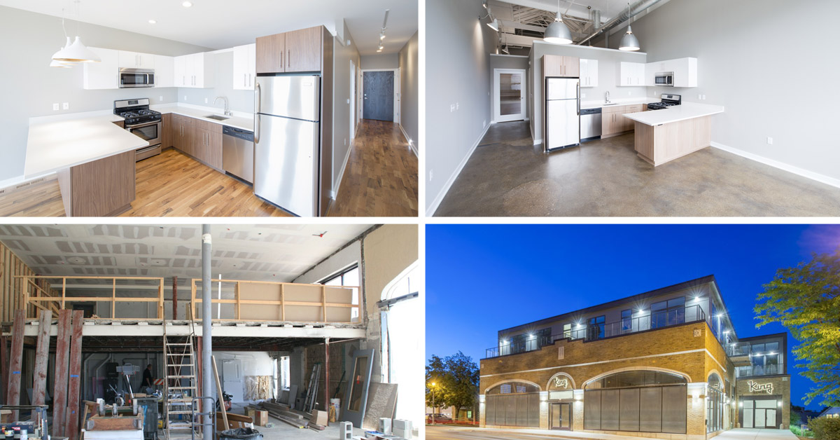 King Lofts in Bay View