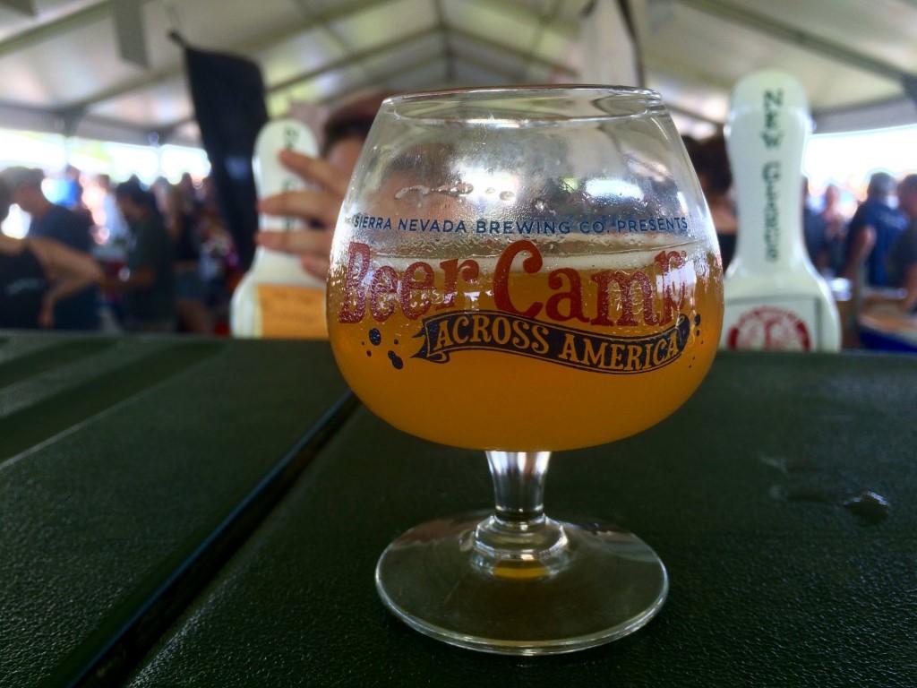 Sierra Nevada Beer Camp. Photo by Joey Grihalva.