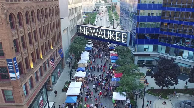 NEWaukee Night Market Kicks Off This Wednesday