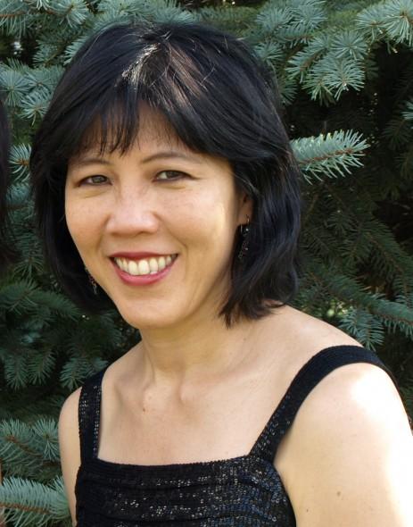 Pianist Patria Tao