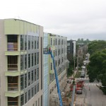 Friday Photos: New Apartments for the East Side
