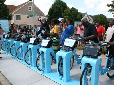 Eyes on Milwaukee: Bike Sharing for Low-Income Riders