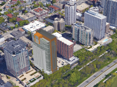 Eyes on Milwaukee: City Committee Approves Prospect Tower