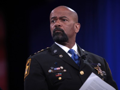 Milwaukee County Sheriff David Clarke Keeps Public in the Dark on His Whereabouts