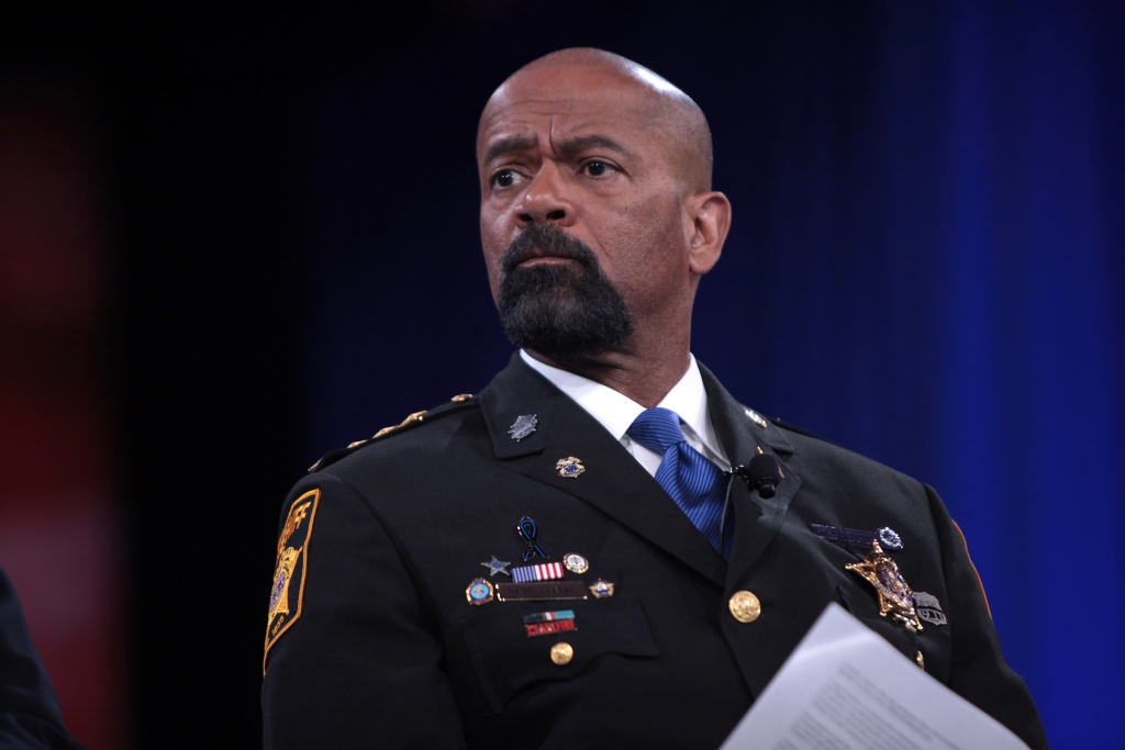 Milwaukee County Sheriff David Clarke Exposed