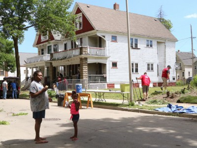 Joint Effort Improving Housing on West Side