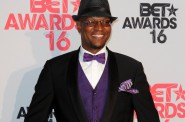 Marcus Duke was honored during the BET Awards Show in Los Angeles last month. Photo provided by Marcus Duke.