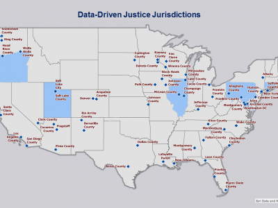 Milwaukee County Chosen for White House Data Driven Justice Initiative