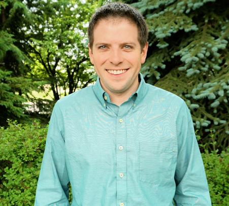 Corey Olson. Photo courtesy of NEWaukee.