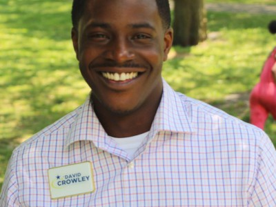 Common Council President Ashanti Hamilton Endorses David Crowley for State Assembly