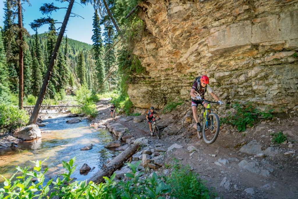 The iconic Hermosa Creek Trail. I have to ride this one every time I am in Durango.