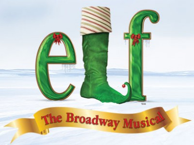 <i>ELF THE MUSICAL</i> Will Play Milwaukee from November 22 to November 27