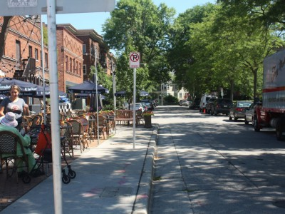 City Streets: The Poetic Legacy of Hackett Avenue