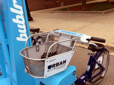 Bublr Bikes Installs 60th Station!