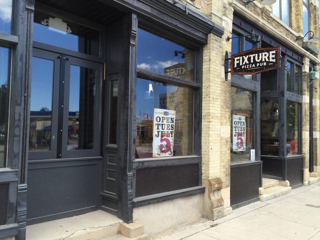 Fixture Pizza Pub, 625 S. 2nd St. Photo by Dave Reid.