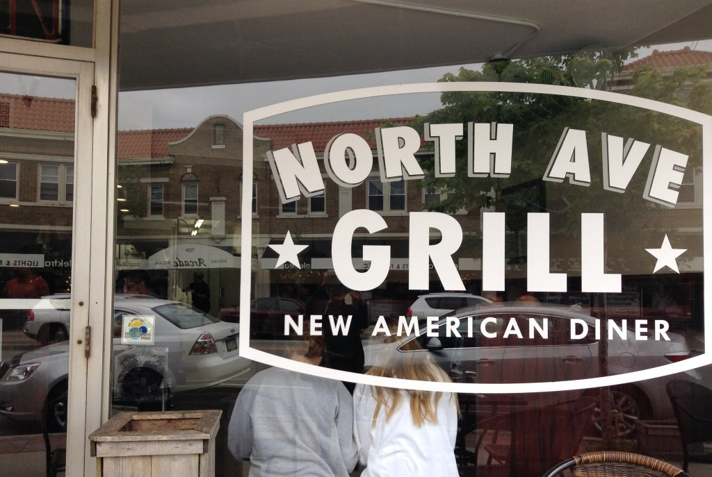 North Avenue Grill. Photo by Cari Taylor-Carlson.