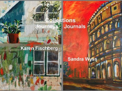 Collections: Journeys/Journals Exhibit opens at the Jazz Gallery