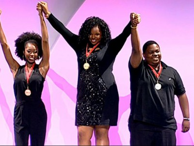 MPS Student Wins Gold Medal at National NAACP Competition