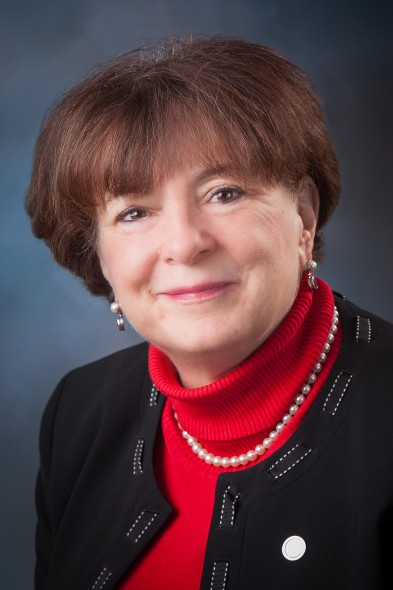 Janet Wessel Krejci. Photo courtesy of Marquette University.