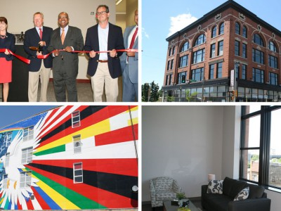 Eyes on Milwaukee: Inside the New Mercantile Lofts