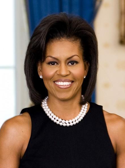 Michelle Obama. Photo by Joyce N. Boghosian, White House photographer.
