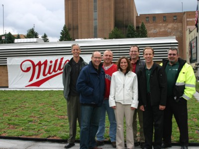 Green Luminaries: MillerCoors a Leader in Water Conservation