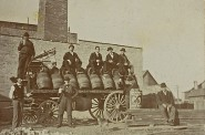 Independent Milwaukee Brewery, c. 1901. Image courtesy of Jeff Beutner.