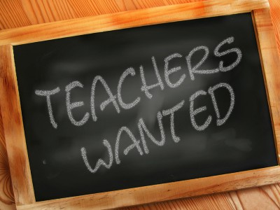 Declining Teacher Supply Has Become Problem