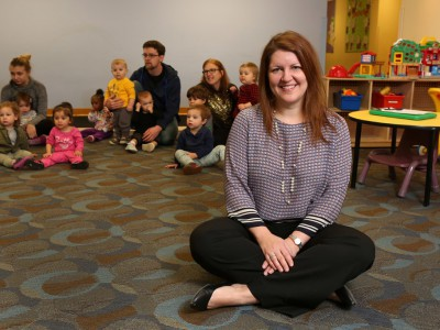 Marquette psychology professor honored with university's highest teaching honor