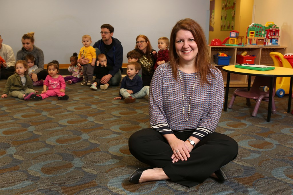Amy Vaughan Van Hecke. Photo courtesy of Marquette University.