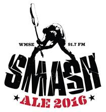 WMSE and Company Brewing Present SMASH Ale 2016