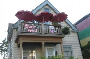 The Riverwest 24 Countdown House. Photo by Michael Horne.