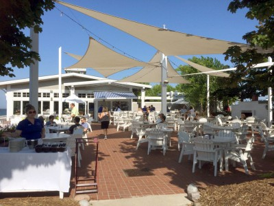 Weekly Happy Hour: Harbor House Is a Waterfront Wonder