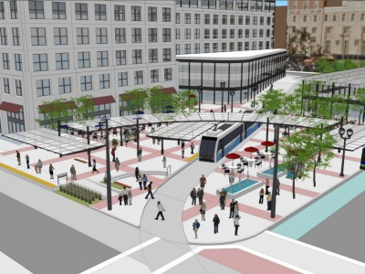 Transportation: City Extending Streetcar to Convention Center