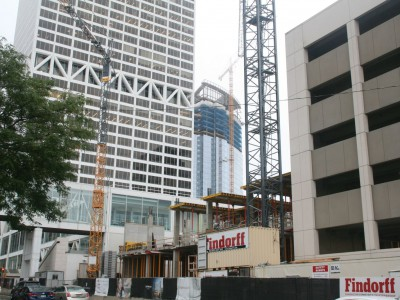 Friday Photos: Westin Hotel Rising