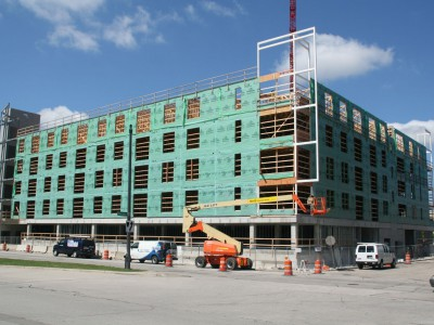 Friday Photos: North End Phase IV Is Rising