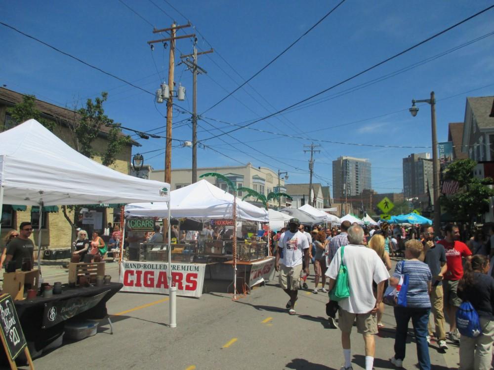 2016 Brady Street Festival
