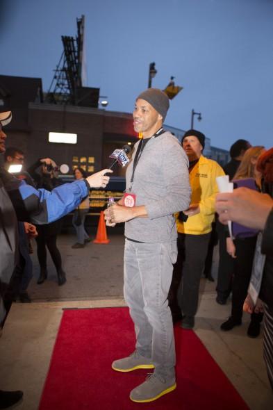 John Ridley. Photo courtesy of the Milwaukee Film Festival.