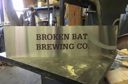 Broken Bat Brewing Company. Photo from Facebook.