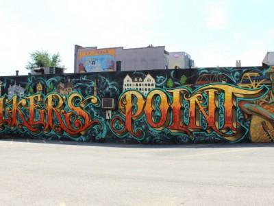 Priceless New Walker's Point Mural