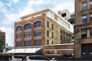 322 N. Broadway Rendering. Rendering by Rinka Chung Architecture.