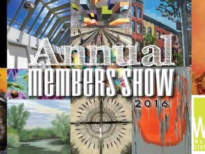2016 Annual Members Show