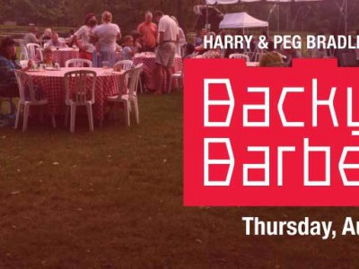 Backyard Barbecue is a week from today!